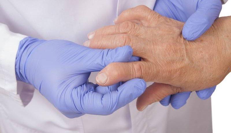 Как дача поможет при артрите