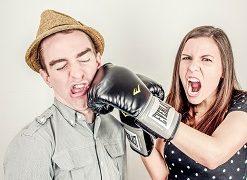 Ссориться с женой опасно для здоровья
