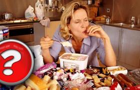 5причин: почему люди склонны заедать стресс