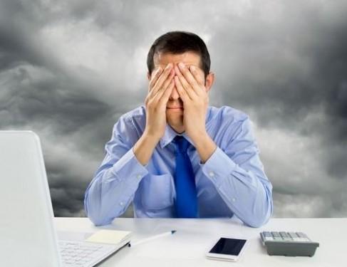 Даже легкий стресс ведет к хроническим заболеваниям