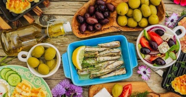 Ученые: Средиземноморская диета вызывает расстройство психики