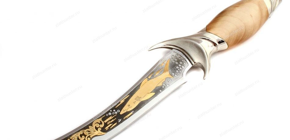 Эксклюзивные ножи от завода в Златоусте