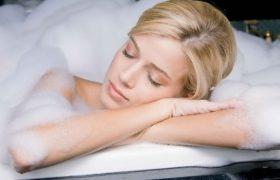 Горячая ванна спасёт от депрессии