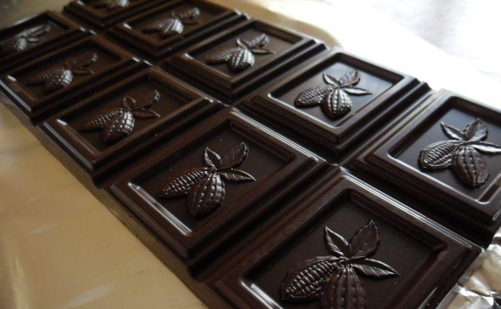 Темный шоколад снижает стресс и уменьшает воспаление