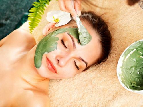 Зеленая глина в косметике