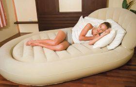 Двуспальная надувная кровать: какую лучше выбрать