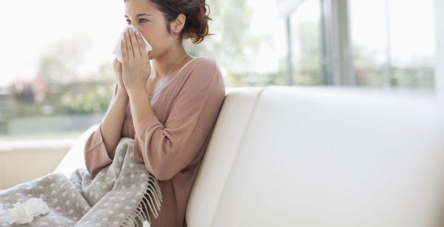 Как лечить простуду во время беременности