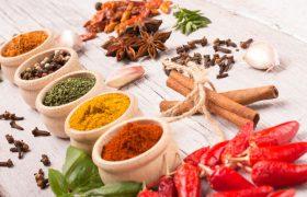 Классические сочетания специй в различных блюдах