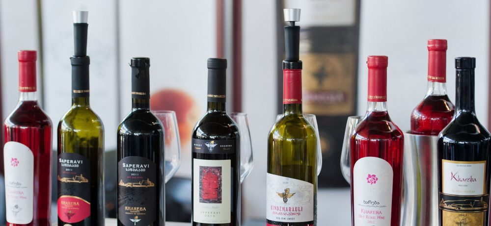 Саперави — хорошее грузинское вино