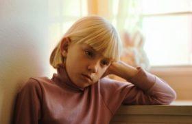 Неврозы у детей или как избавить ребенка от стресса