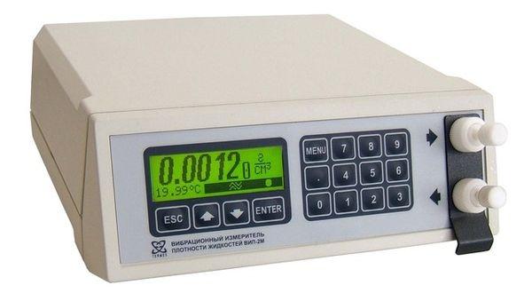 Лабораторный плотномер для измерения плотности нефтепродуктов