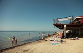 Семейный отдых в Крыму. Евпатория
