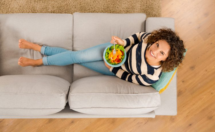 Любое здоровое питание уменьшает депрессию
