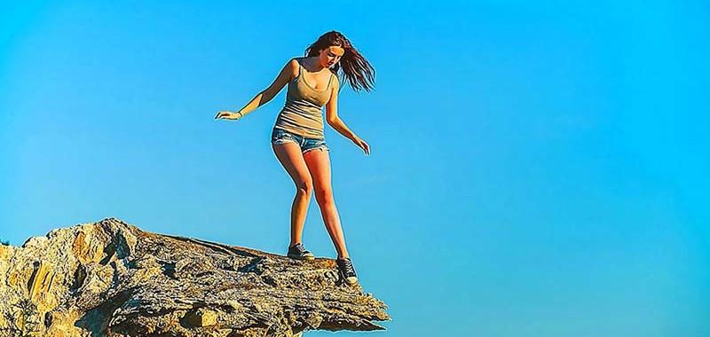 Страх высоты акрофобия: причины и лечение
