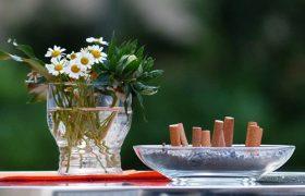 Приятный запах снизит тягу к сигаретам