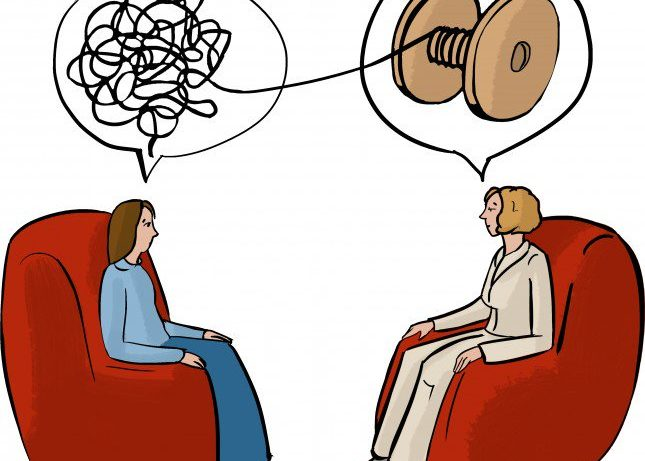 К психологу ходят только психи!