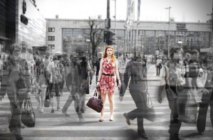 Анорексия и одиночеств