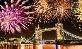 Как отпраздновать Новый год в Лондоне?