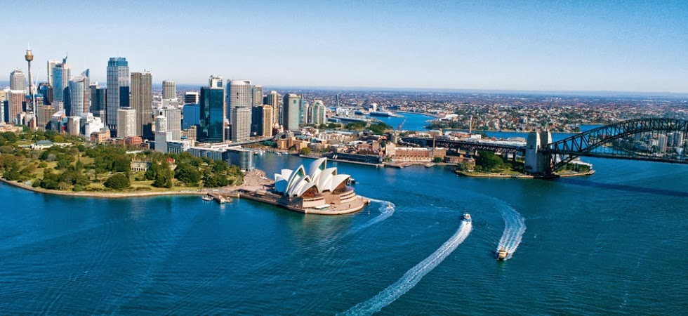 Культурное развитие австралийцев