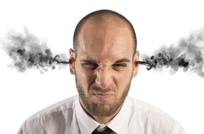 Ученые выяснили, как гнев влияет на здоровье