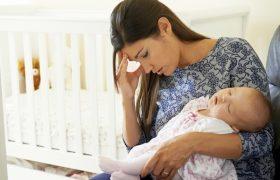 Как обнаружить послеродовую депрессию и справиться с ней?