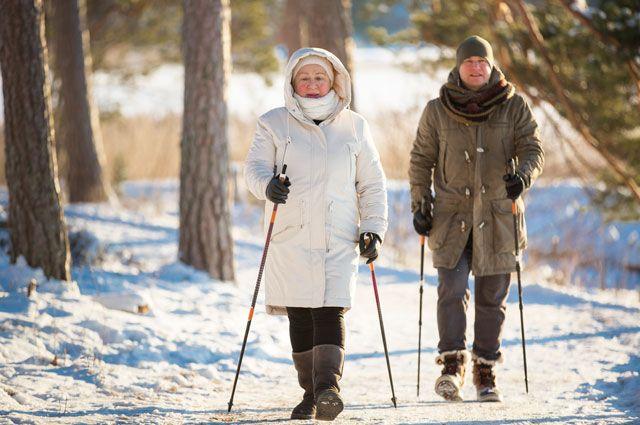 Пешком от Альцгеймера. Чтобы сохранить молодость мозга, нужно больше ходить