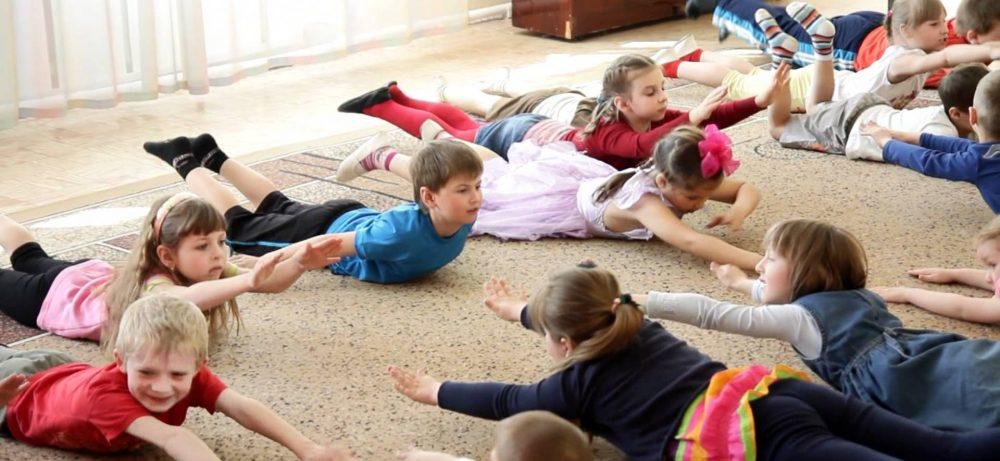 Проведение зарядки в детском саду — весело и полезно!