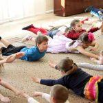 Проведение зарядки в детском саду - весело и полезно!