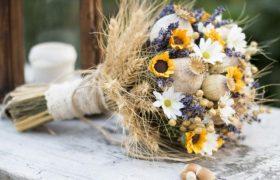 Из каких цветов на 14 февраля составить букет для любимой