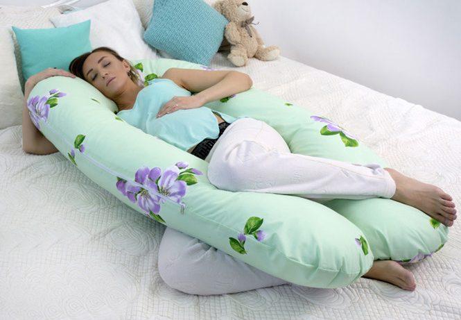 Подушки для беременных: большой выбор и приемлемые цены