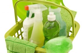 Экологичная бытовая химия: польза и эффективность