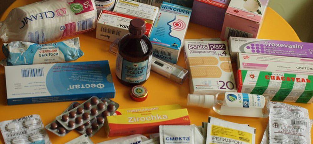 Какие лекарства взять с собой в отпуск?