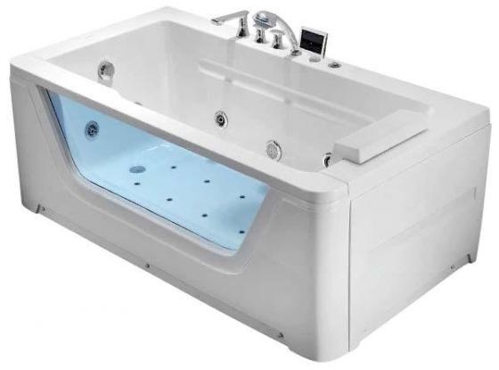 Как выбрать качественную гидромассажную ванну