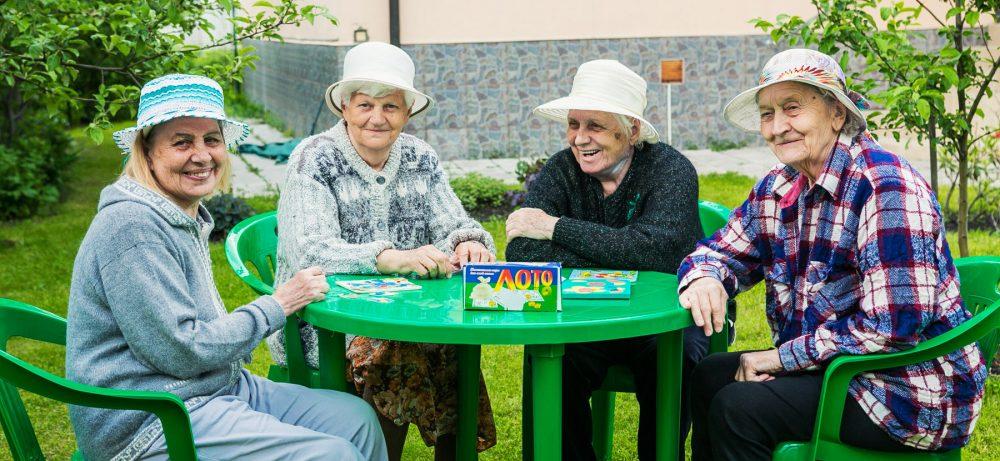 Недорогой пансионат для престарелых