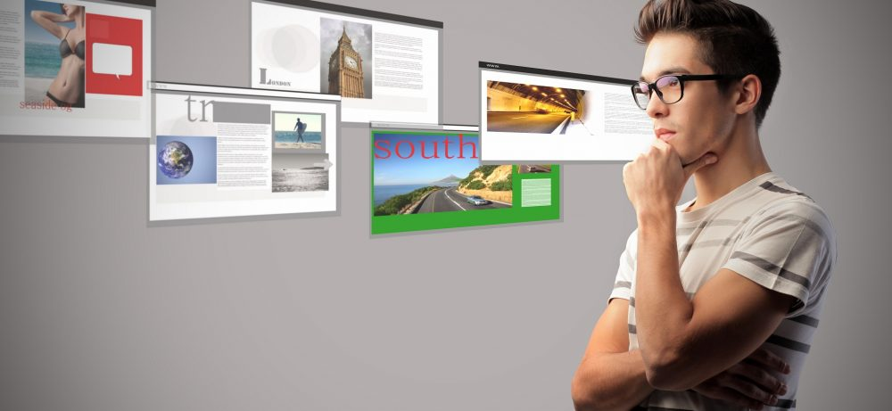 Как создать популярный и привлекательный веб – сайт?