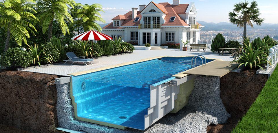 Строительство бассейнов в Одессе по лучшей цене от честного магазина vashbas.com