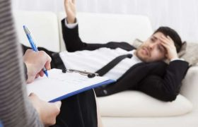 Лечение больных алкогольными психозами
