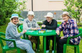 Отдых и оздоровление в пансионатах для пожилых