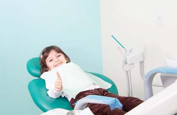 Идем с малышом к стоматологу
