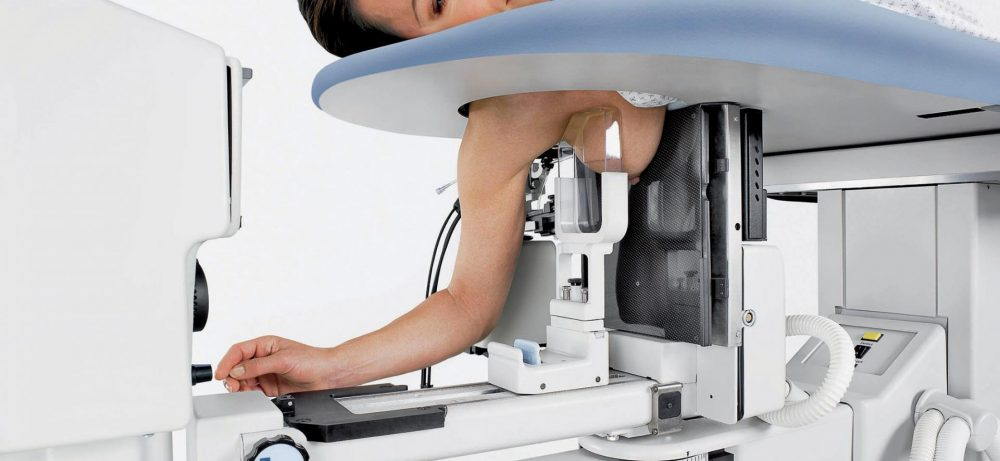 Проведение процедуры маммографии на территории Москвы