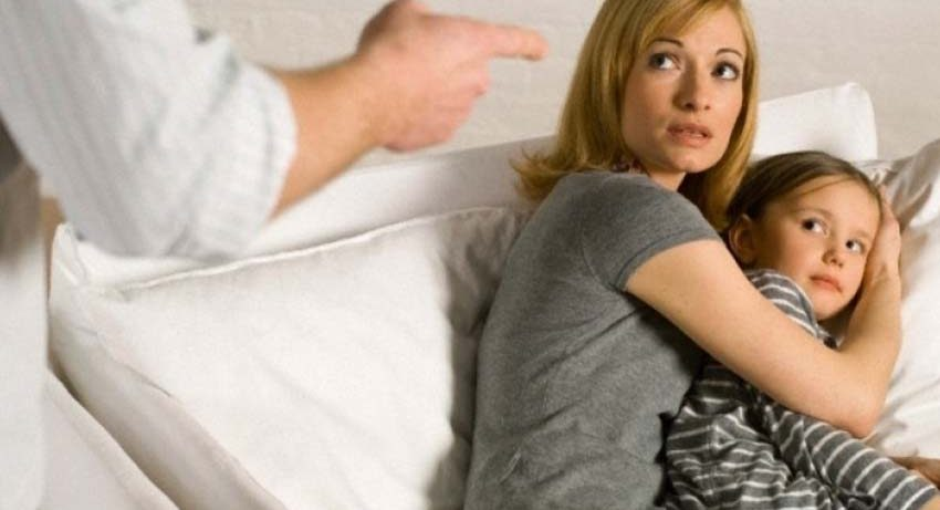 Закон о насилии над семьей
