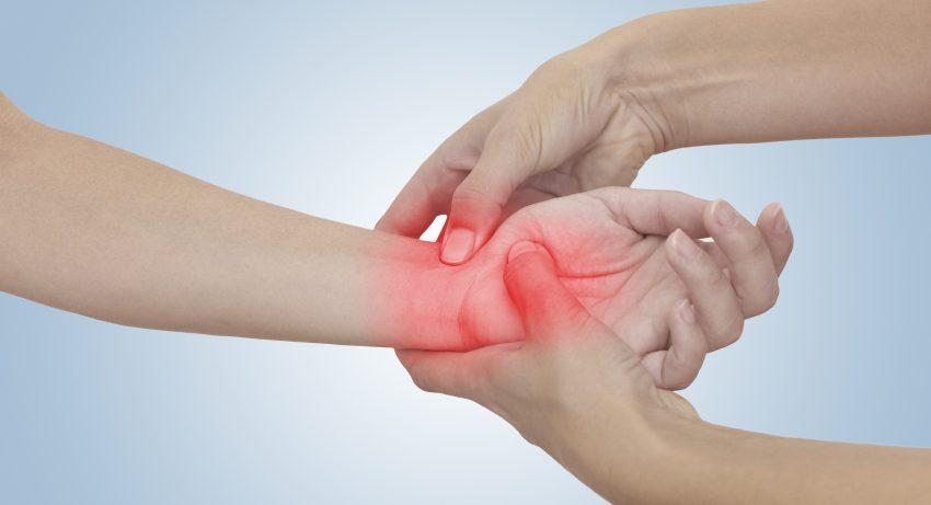 Как избавиться от острой боли в ладони