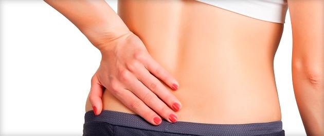 Причины и лечение боли в крестцовом отделе позвоночника