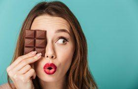 Как шоколад помогает справиться со стрессом?
