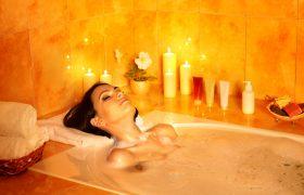 Расслабляющие ванны: побалуем себя