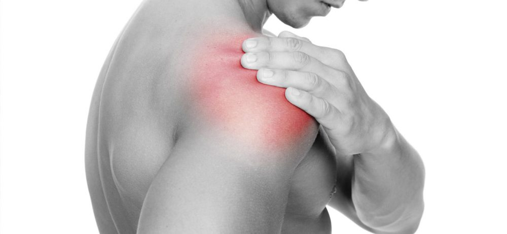 Плечелопаточная боль