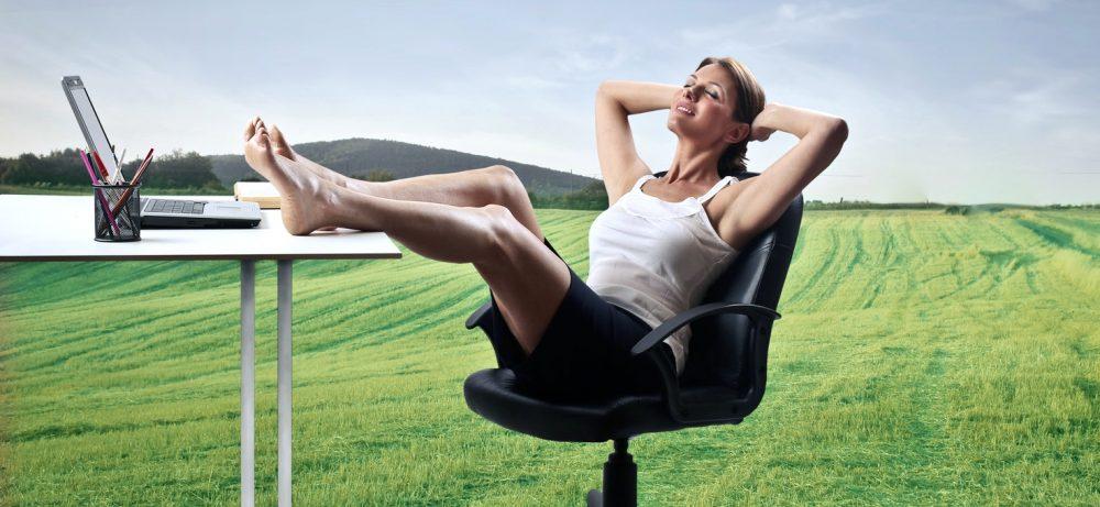 А вы умеете расслабляться?