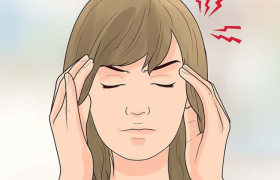 Головная боль у девушки: помогите!