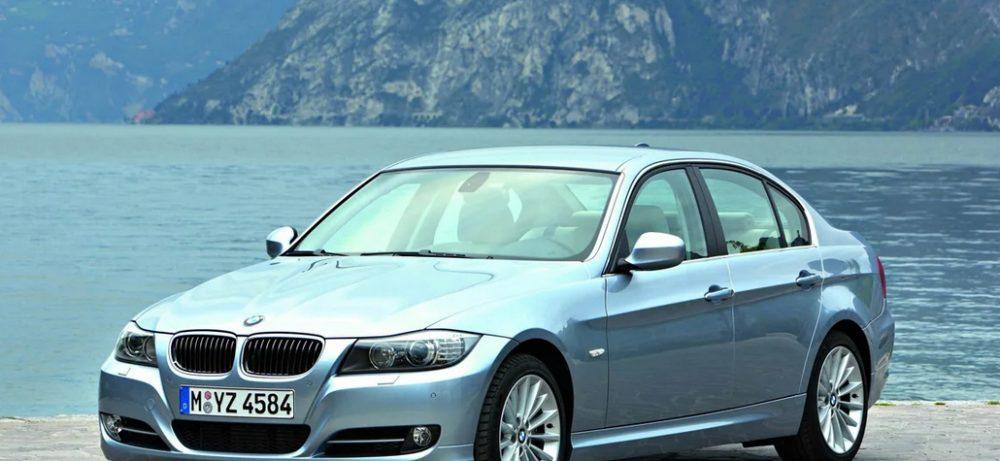 BMW 3 Series E90 — обзор автомобиля