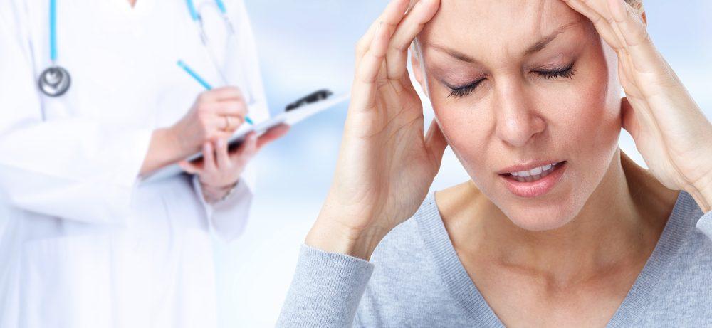 Мигренозный инсульт